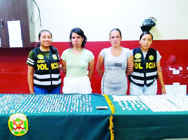 """Rosa Flores (madre) y Shirley Paredes Flores (hija) eran parte del clan """"Las Flores""""."""