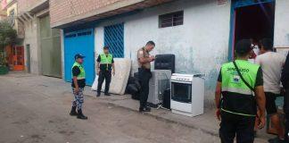 Venezolana roba y vacía la casa de su novio peruano