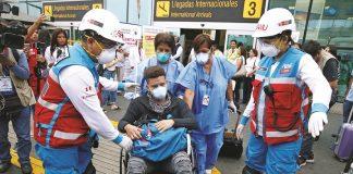 El Minsa dio a conocer que el Coronavirus no está presente en nuestro país
