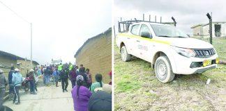 Camioneta mata a niña de cuatro años en Trujillo