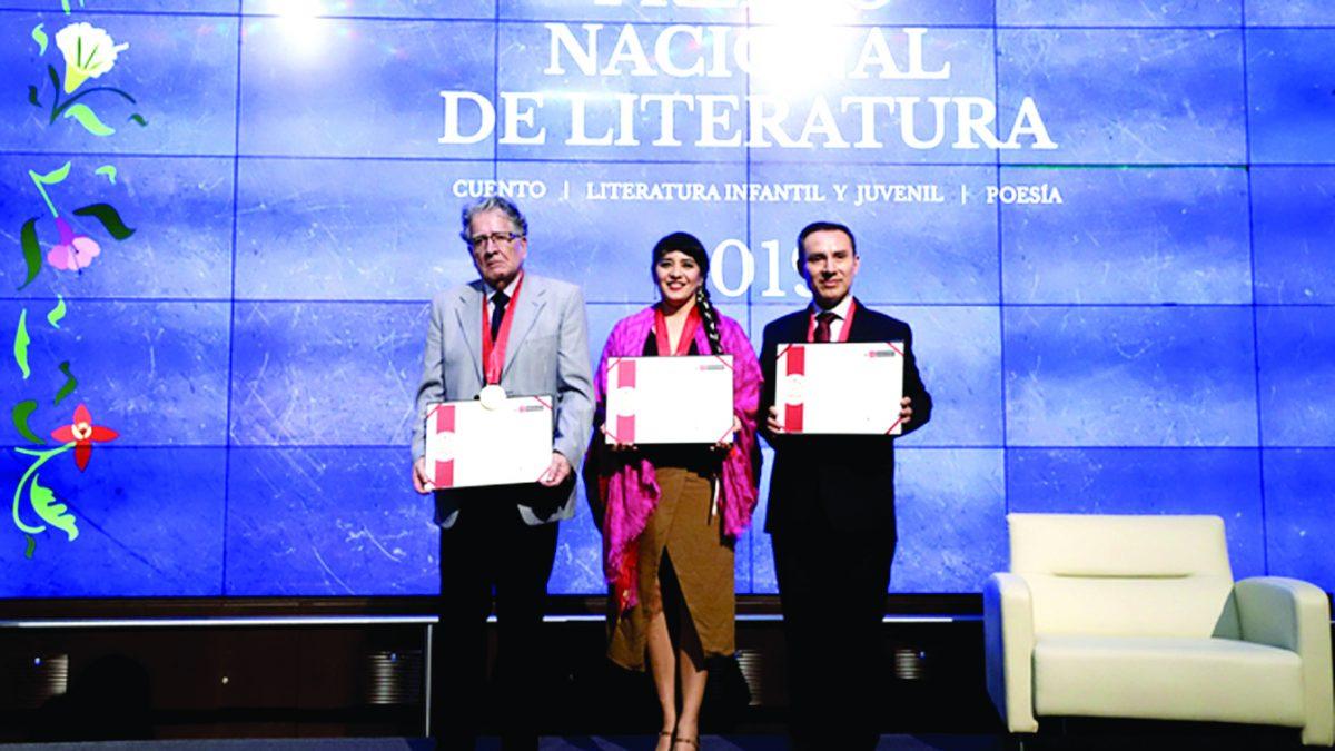 Mincul convoca a Premio Nacional de Literatura 2020