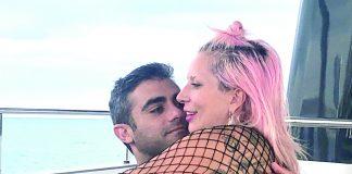 Lady Gaga y Michael Polansky