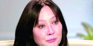 Shannen Doherty revela padecer de cáncer en fase cuatro
