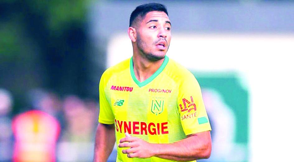 Con Prado de titular Nantes empata con Dijon