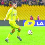 Prado y Benavente caen ante PSG con Nantes