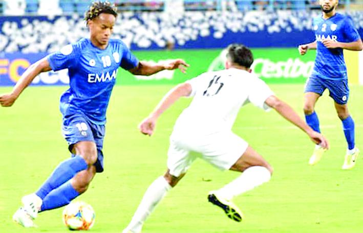 Carrillo recibe a Al Raed por la Liga Saudí