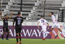 Grau quedó eliminado de la Copa Sudamericana