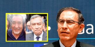 Cuatro testigos ante la Fiscalía Anticorrupción de Tacna implican a César y Mario Vizcarra Cornejo.