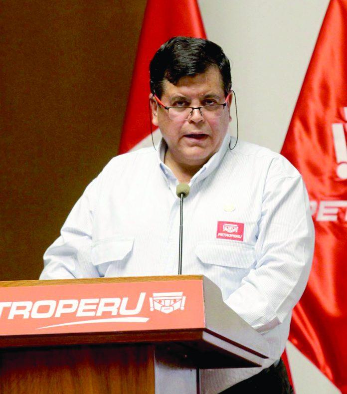Presidente de Petroperú envió carta de renuncia
