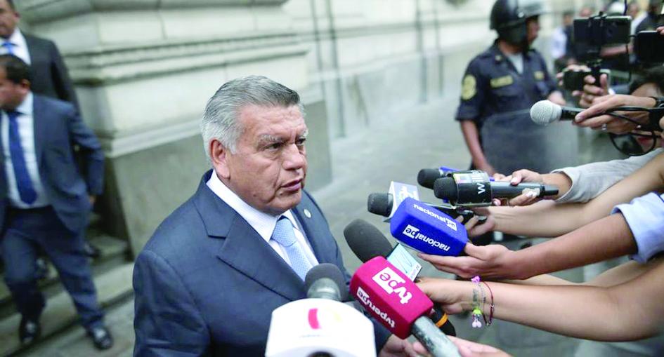APP se compromete a apoyar la reforma política y judicial