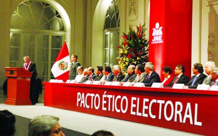 Piden a partidos rigurosidad al formar listas de candidatos