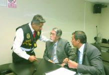 PJ confirma 18 meses de prisión preventiva contra Jorge Peñaranda