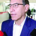 Martín Vizcarra evita declarar sobre insultos a la ministra