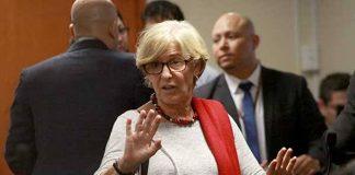 """Giselle Zegarra afirma que durante la administración de Villarán se """"acomodaron"""" los acuerdos."""