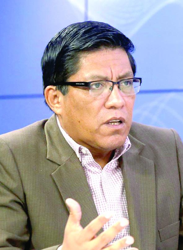Primer ministro Vicente Zeballos confía en que demanda de Odebrecht contra el Estado no prosperará.
