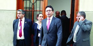 Abogado Humberto Abanto apeló por los allanamientos en su contra