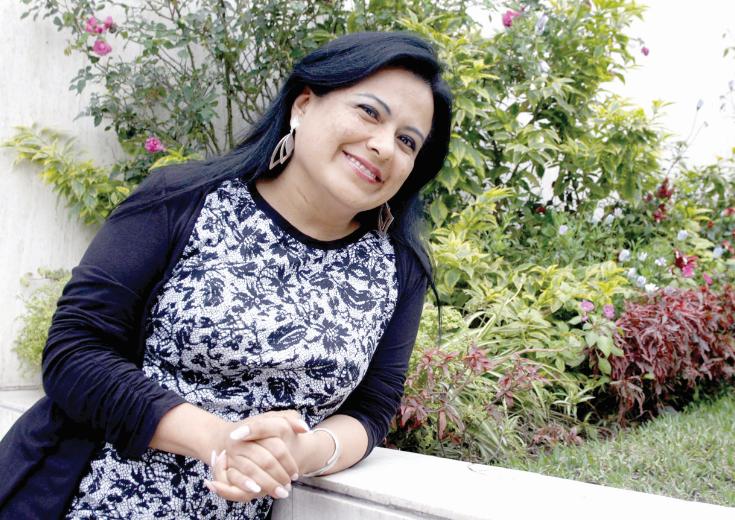 Miriam Morales, mano derecha de Vizcarra, es designada como directora de Electroperú