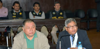 Ricardo Chang exjuez que dio bono a Hinostroza fue sentenciado