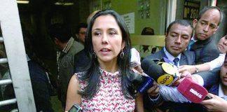 PJ evaluará apelación de Nadine a impedimento de salida del país