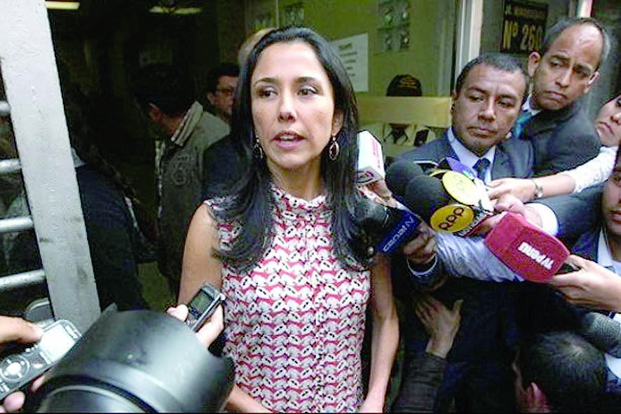 PJ evaluará apelación de Nadine a impedimento de salida
