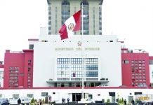 Mininter contrató exfuncionarios del INPE acusados de tráfico de influencias