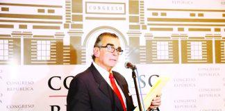 Pedro Olaechea dijo haber sido congresista fue una experiencia muy valiosa.
