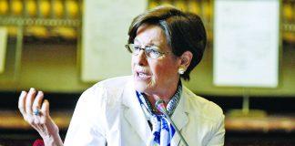 Susana Villarán continuará en prisión tras la decisión adoptada por la Corte Superior de Justicia de Lima.