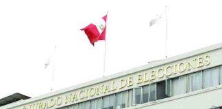 Resultados al 100% de elecciones fueron proclamados por JEE