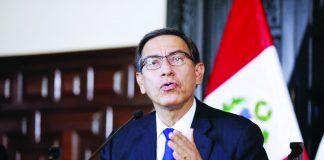 Martín Vizcarra anunció reuniones con congresistas electos