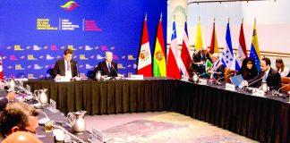 Grupo de Lima hizo un llamado a la comunidad internacional.