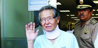 El expresidente Alberto Fujimori permaneció internado cuatro días por problemas respiratorios y neurológicos.