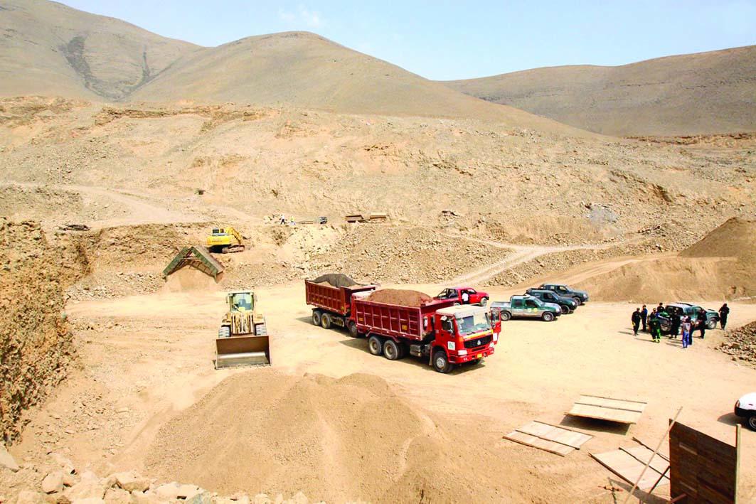 Perú oferta en Canadá  6 importantes minas