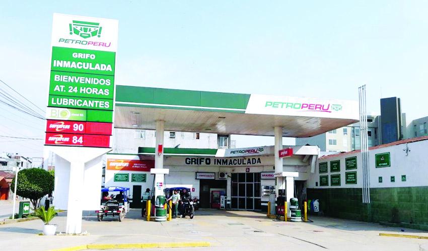 Red de grifos afiliados a Petroperú ofrece combustibles a precios competitivos