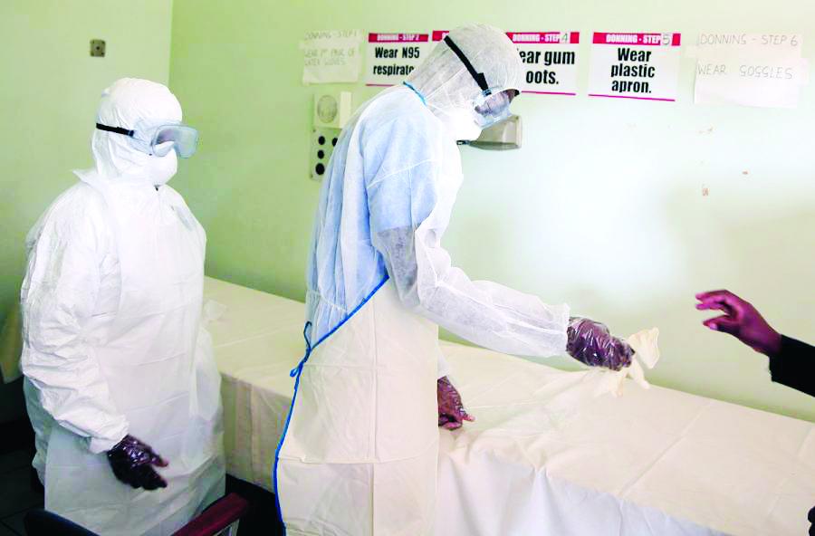 Egipto revela primer caso de coronavirus en África