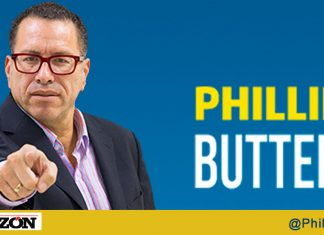 Columna Phillip Butters