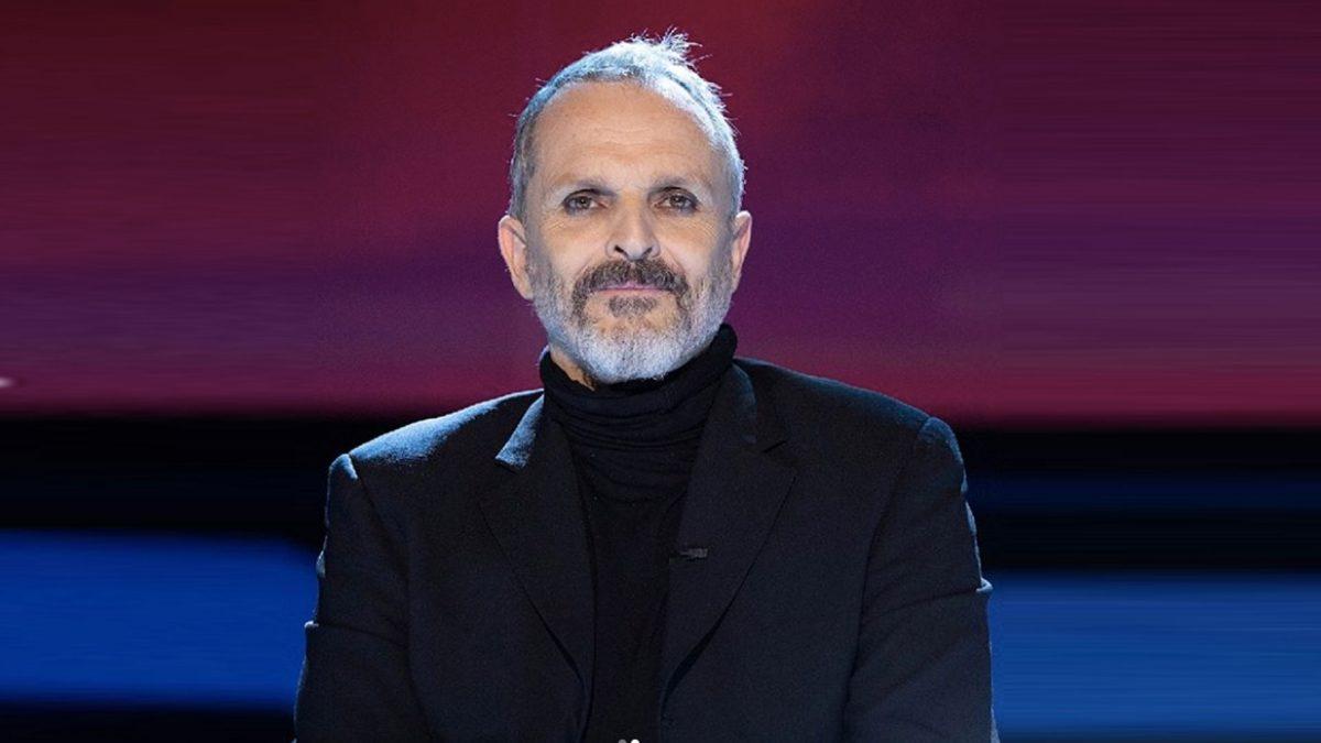 Vida de Miguel Bosé en serie de televisión
