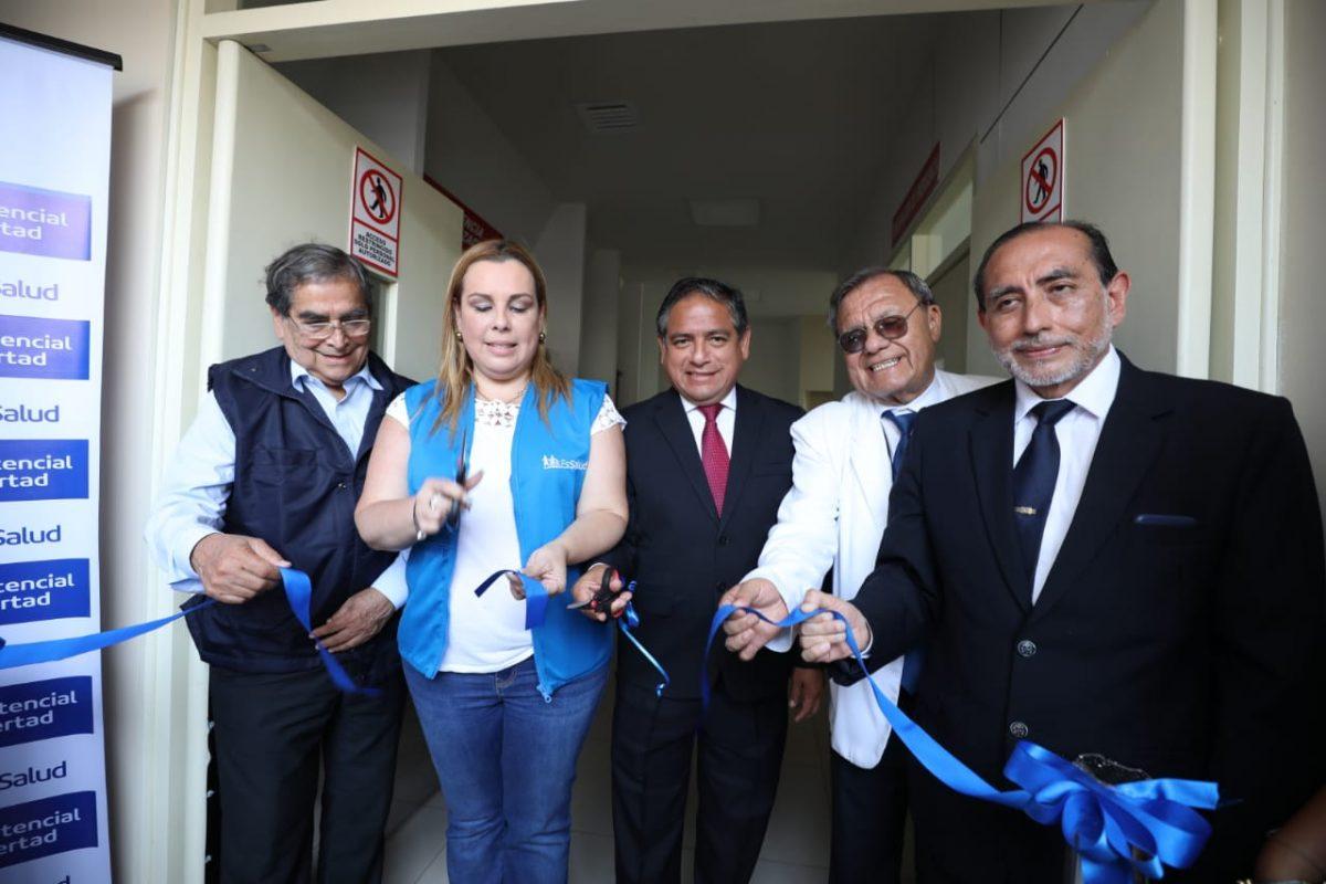 EsSalud renueva servicio de emergencia en hospital de Trujillo