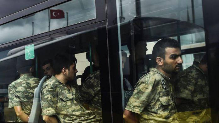 Cincos soldados turcos murieron en un ataque