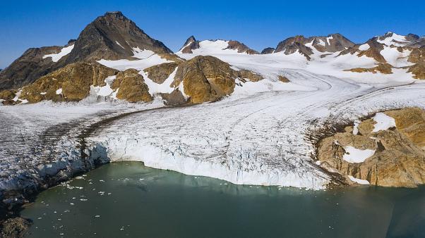 Generan alerta mundial por gran deshielo en la Antártida