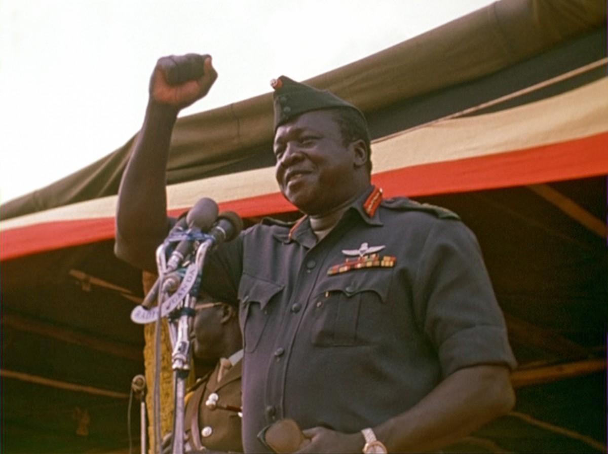 """Idi Amin Dada : llamado el """"Hitler"""" de África"""