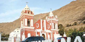 Lunahuaná es uno de los 16 distritos que conforman la provincia de Cañete