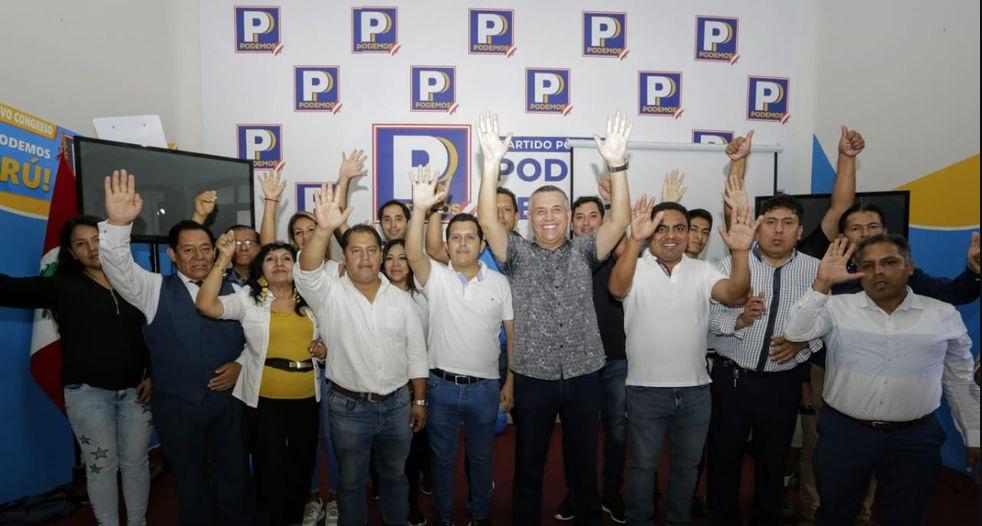 Acción Popular y Podemos fueron los más votados