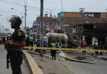Emergencia comprende las avenidas El Sol, Micaela Bastidas, Juan Velasco Alvarado y María Elena Moyano.