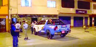 Asesinan a guardaespaldas del alcalde de San Martín de Porres