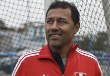 """""""Chorri"""" Palacios: """"Si la FPF me necesita, con gusto iría"""""""
