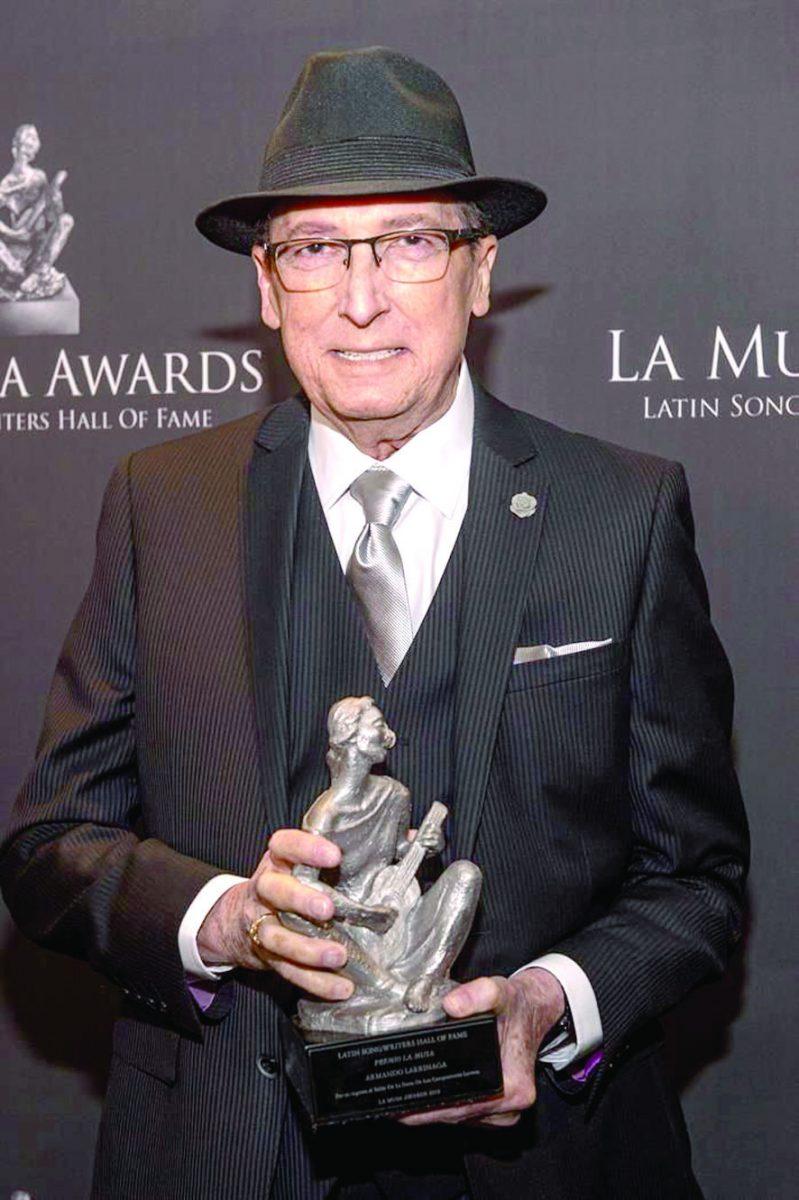 Fallece reconocido compositor cubano Armando Larrinaga