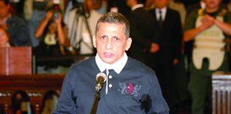 """Antauro Humala señaló que este mes presentará el recurso de revisión de su sentencia, """"que a la vez sustentará la investigación en el Congreso""""."""