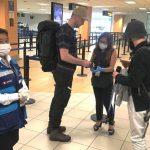 Ministerio de Defensa toma control en aeropuertos y puertos