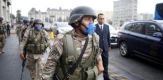 Brindarán armas a miembros de las FF.AA y PNP.