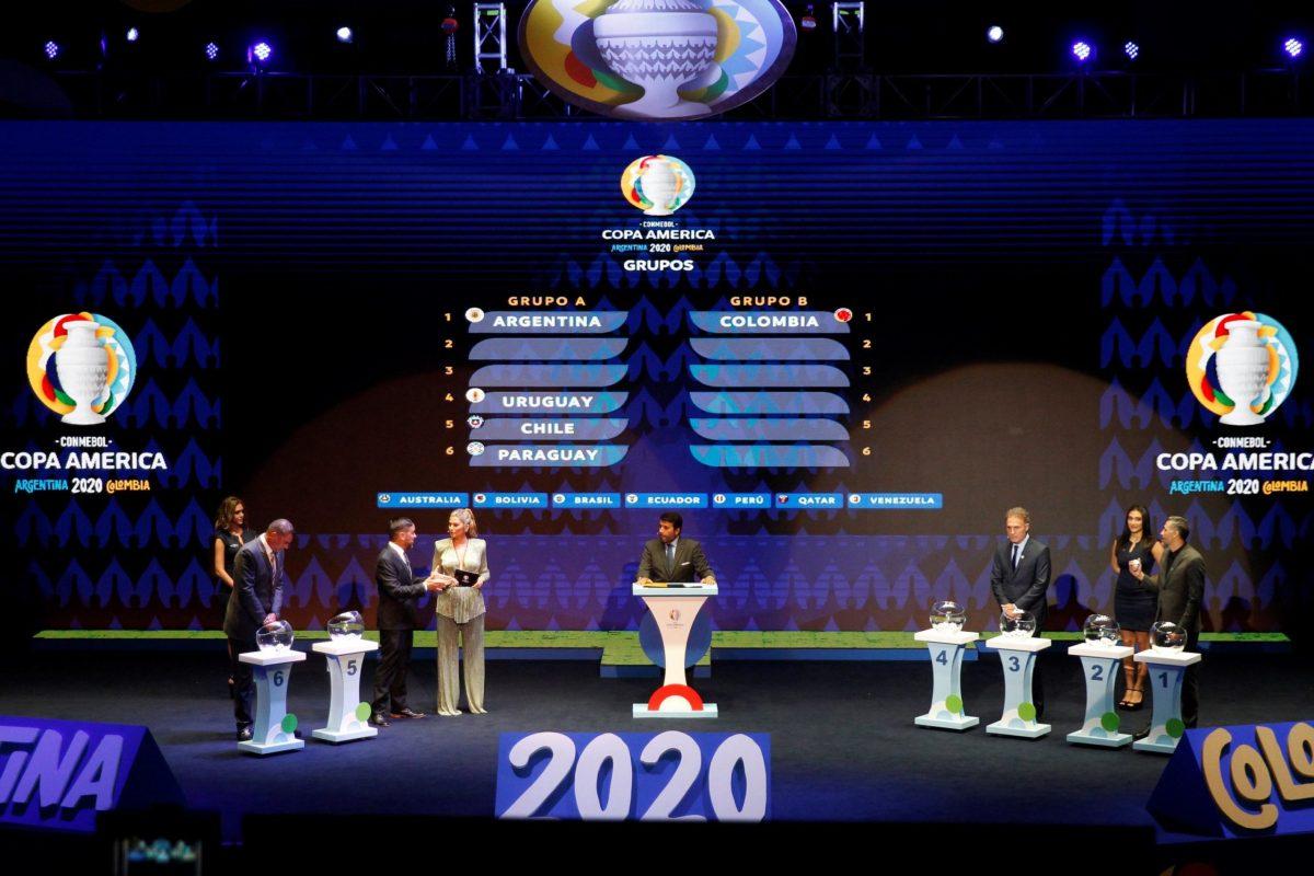 Copa América se aplaza hasta el 2021